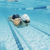 Swimming generally burns more calories than the elliptical machine.
