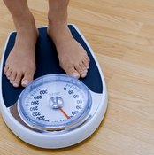 Lose about a pound a week or put a halt to weight gain.