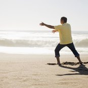Tai chi can be a gentle and effective way to relieve sciatica.