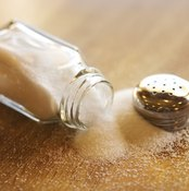 People with Cushing's syndrome should avoid consuming too much sodium.