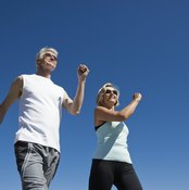 Walking one mile may not be ample exercise per day.
