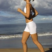 A slow jog is just as beneficial as a fast run.