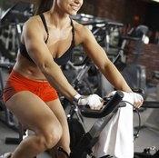 Biking or walking regularly helps minimize body fat.