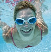 A proper fit is key to leak-free swim goggles.