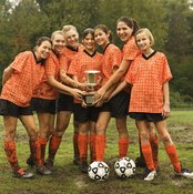 Unfortunately, many families can't afford the high cost of youth athletics.