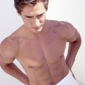Strong chest muscles allow you to bounce your pecs.