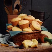 Use yellow corn flour to make healthy gluten-free baked goods.