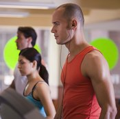 Cardiovascular exercises target the heart and lung muscles.