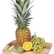Fruits provide significant amounts of essential nutrients.