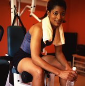 The ACSM recommends resistance training using a variety of exercises and equipment.
