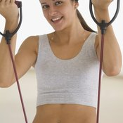 Resistance bands can replace weights for exercising your obliques.