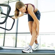 Warming up your muscles can help prevent strains during your workout.