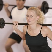 Using proper form maximizes strength development.