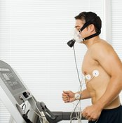Determining your VO2 max requires a costly test, but you can use average estimates to figure out your calorie burn.