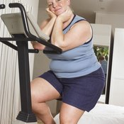 Lower your BMI through diet and exercise.