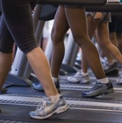 Walking at a moderate to intense pace can encourage weight loss.