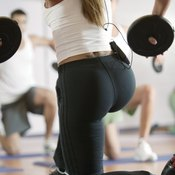 Contract your buttock muscles during daily activities.