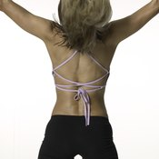 Diet and exercise modifications can help plump up the butt.