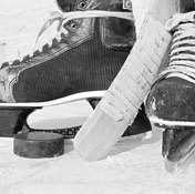 Dull skate blades will affect a hockey player's speed, as well as his ability to make sharp turns and stops.