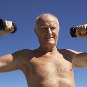 Strength training can help increase your muscle mass as you age.