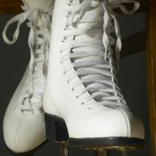 Keep your skates clean and dry at all times to prevent damaging rust from forming.