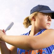 Your arms do a lot of heavy hitting in softball.