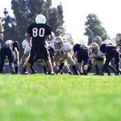 Microtrauma to the muscles may cause soreness after football.