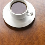 Coffee and other caffeine drinks can cause excess gastric acid secretion.