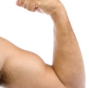 Toning your biceps and triceps can be done at home with a few basic exercises.