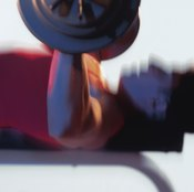 Lower the bar slowly when benching to take advantage of the negative phase.