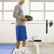 Include the weight of the plates and the bar in your measurements.