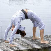 Backbends stretch many muscles on the front of your body.