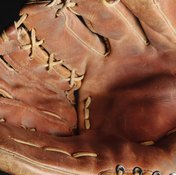 Removing mold from a glove can extend its life.