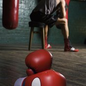 Prolonged soreness after boxing may be a sign of injury.