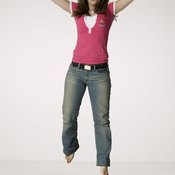 Mini trampolines work and tone muscles throughout the body.