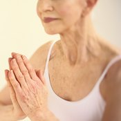 Learn to teach chair yoga to seniors.