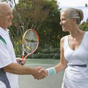 Sports can combine most of your physical fitness needs in one outing.