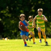 Soccer is good both for highly social children and those who need social skills.