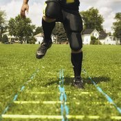 Agility is crucial to perfecting your football skills.