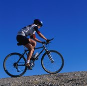 Climbing is one advantage of smaller frames.