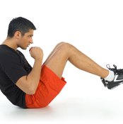 Strong abdominal muscles support your lower back and spine.