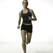 Achieving a six-minute mile pace requires dedicated training.