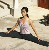 Keep your muscles relaxed while performing the stretches.
