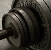 Gradually increase your weights during warm-up sets.