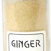 Ginger powder is good for boosting your manganese intake.