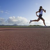 Training for a 5K race includes running shorter distances at your practice pace many times.