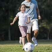 Soccer provides a full-body workout with many health benefits.