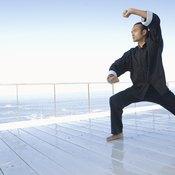 Discipline involves a mix of determination and elegance.