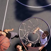 Get your hoop on at home with the installation of a basketball hoop and backboard.