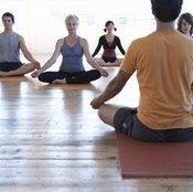 Stretch and sweat it off with Bikram yoga.